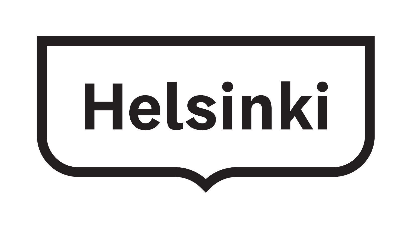 Logo the city of Helsinki