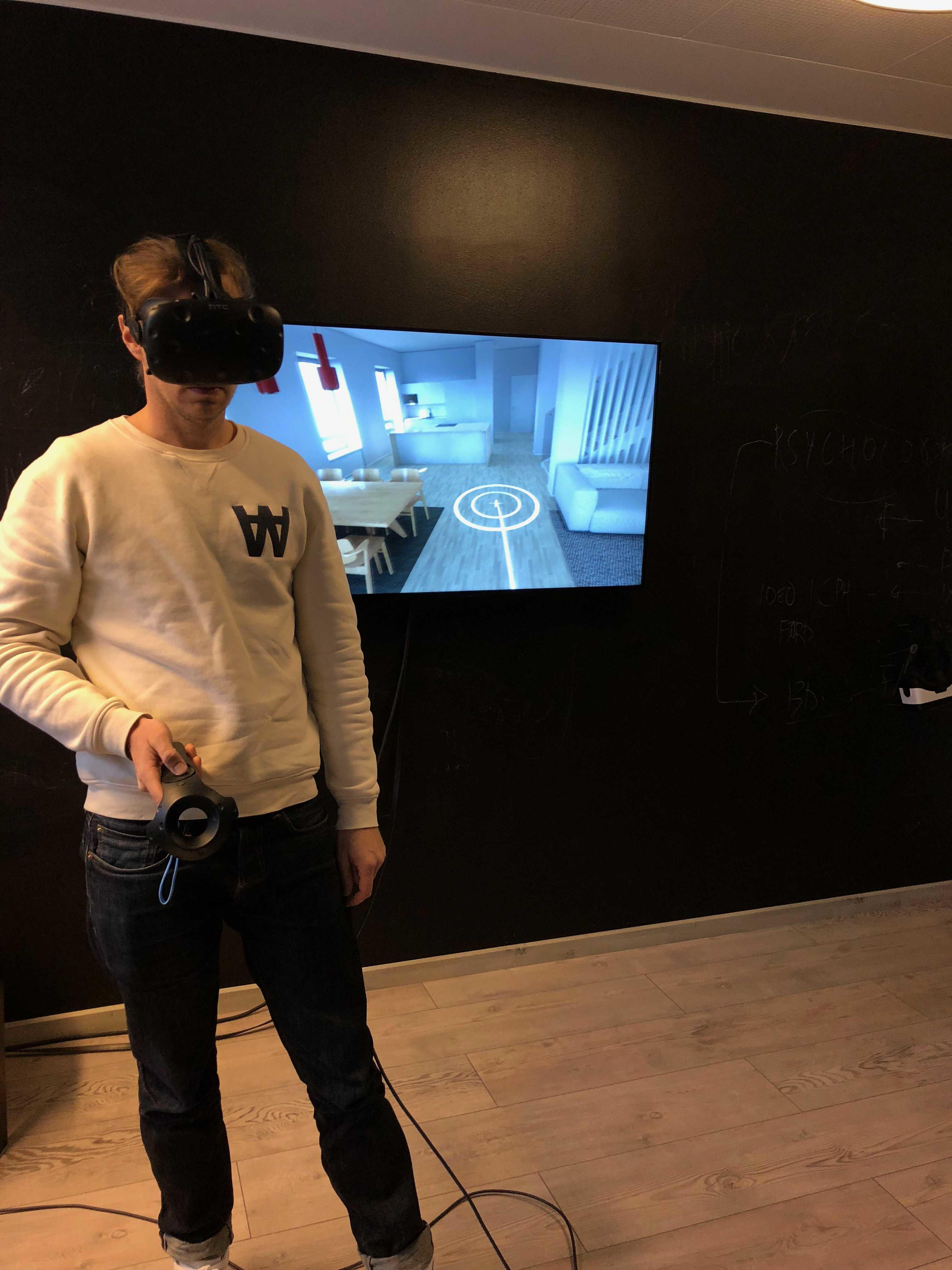 virtual reality in housing