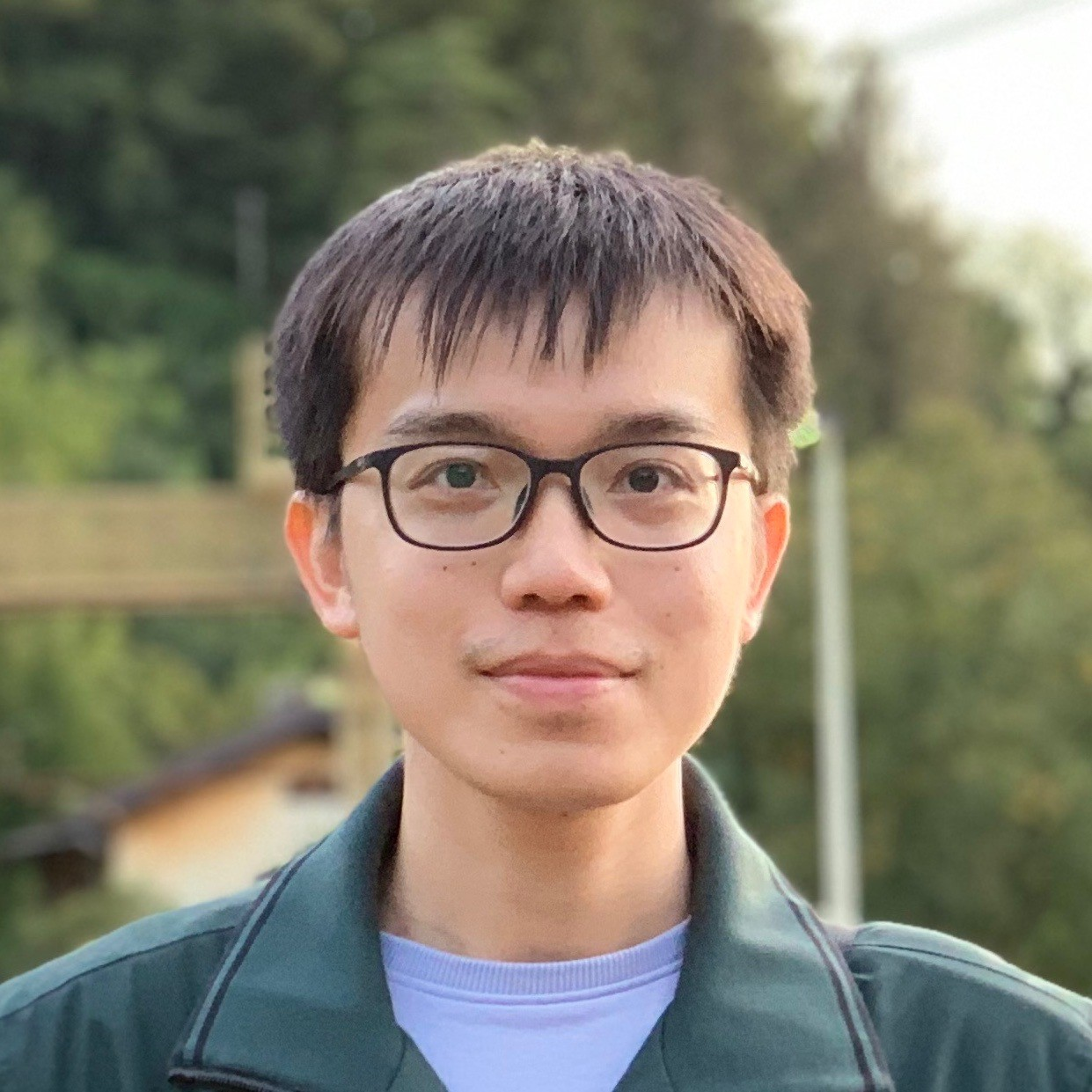 Picture of Junlin Yu.