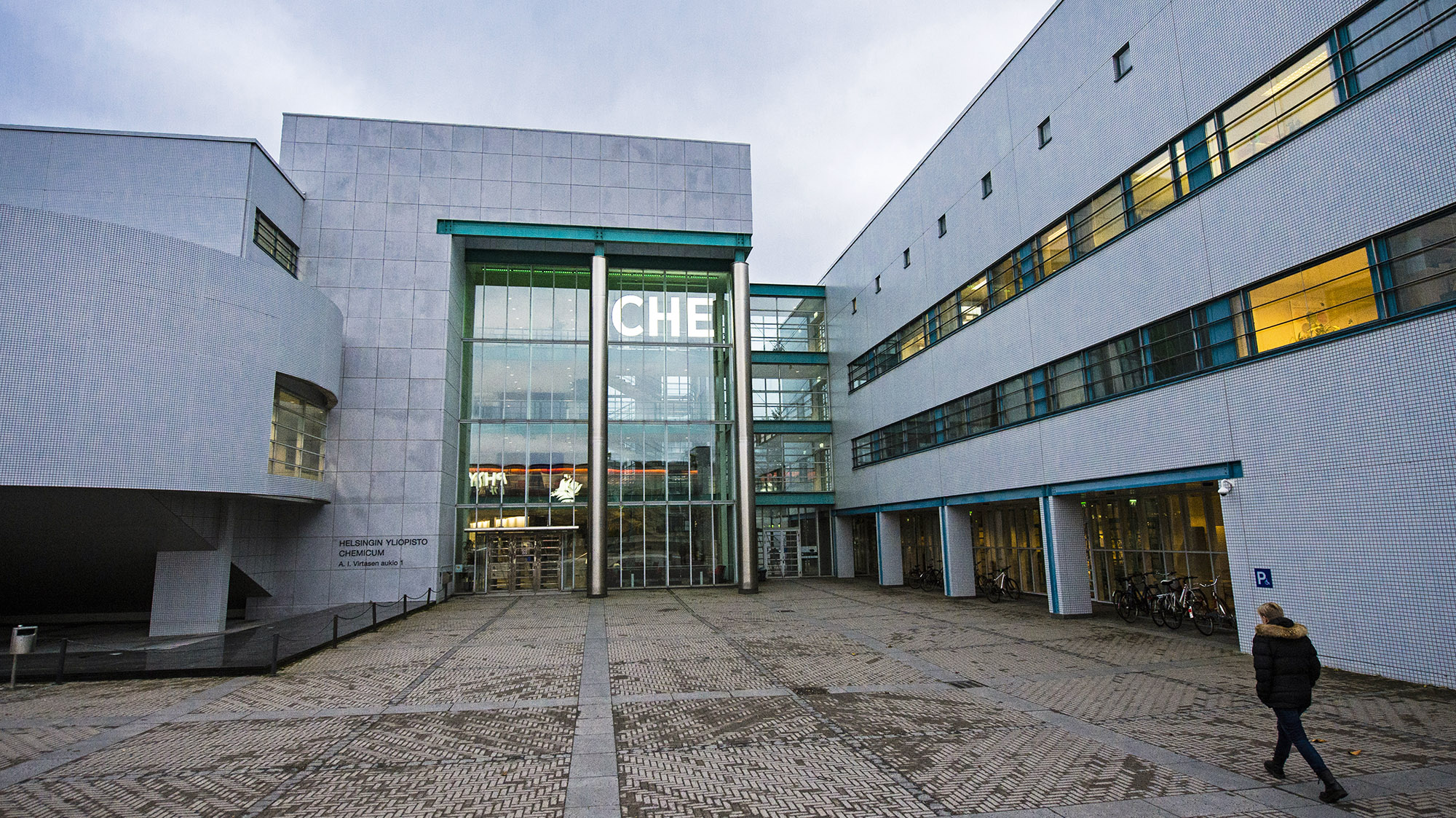 Chemicum building at the Kumpula Campus