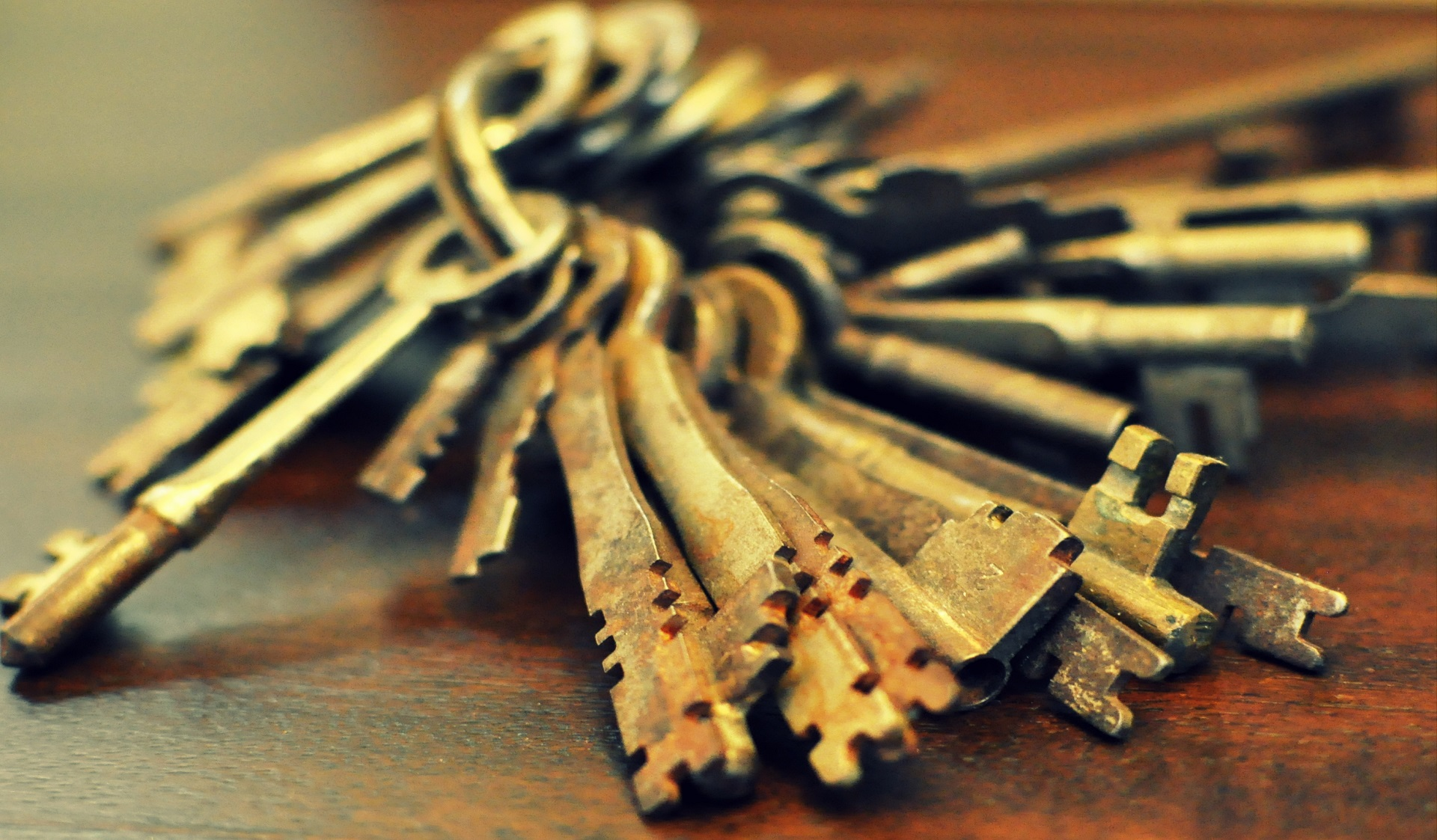 Keys, Credits: Jausle Enkaur, Flickr