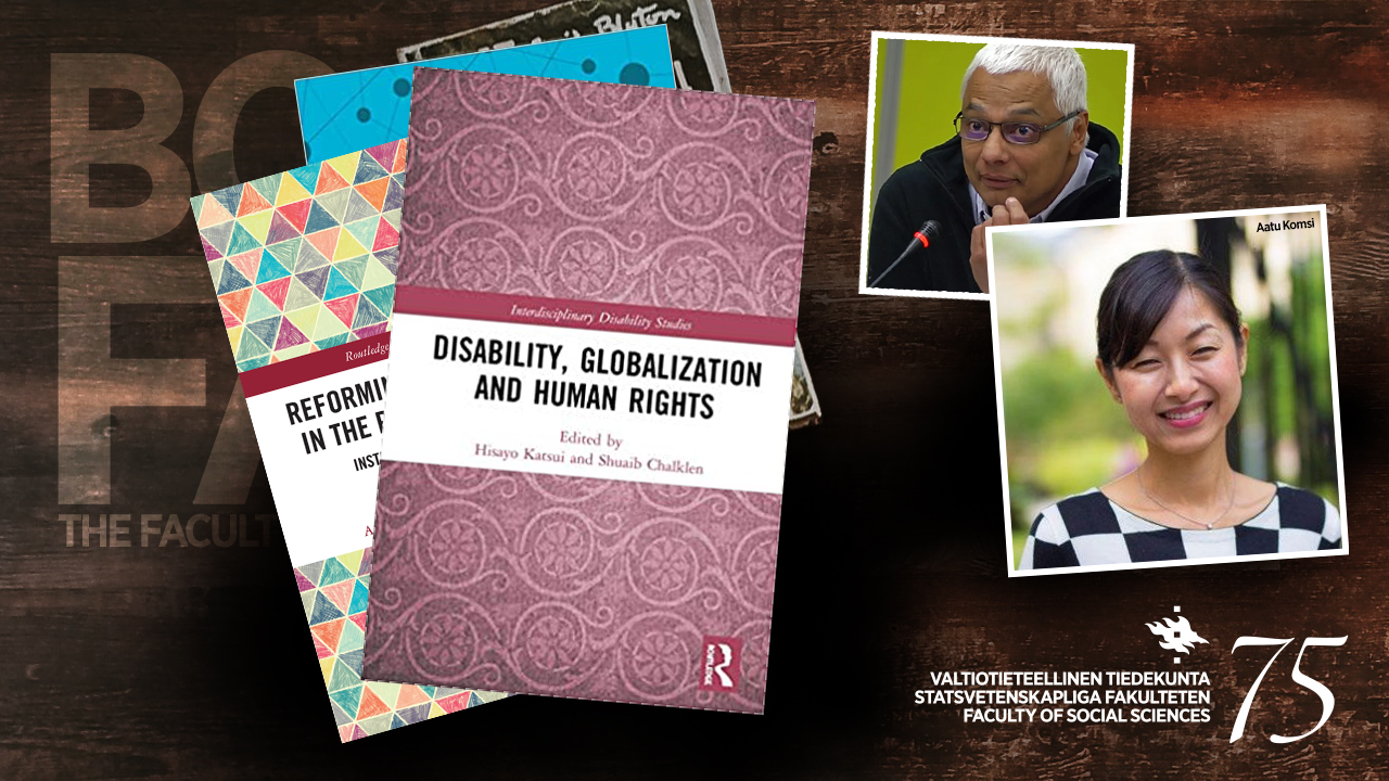 Disability globalization and human rights