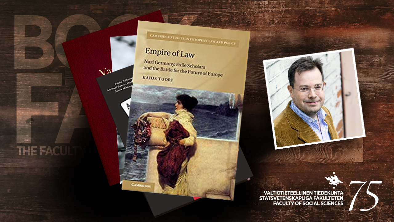 Empire of Law: Nazi Germany, Exile Scholars and the Battle for the Future of Europe