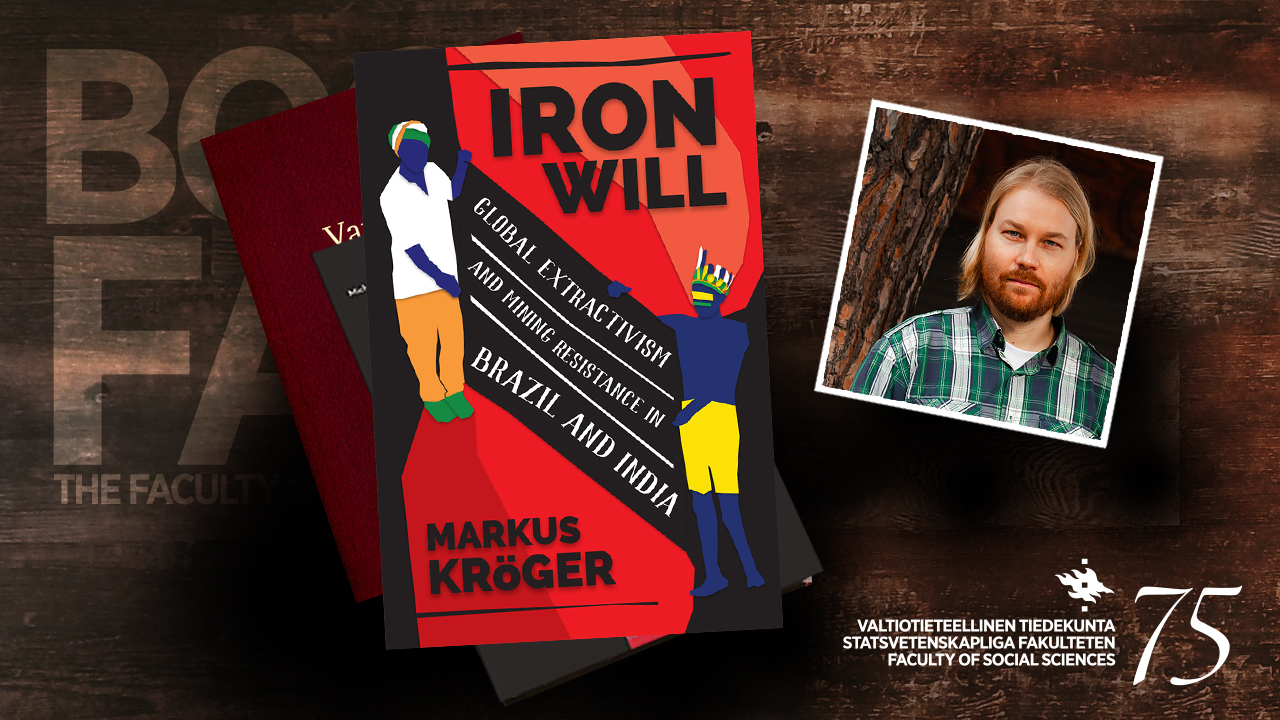 Book Fair 2020 Iron Will: Global Extractivism and Mining Resistance in Brazil and India