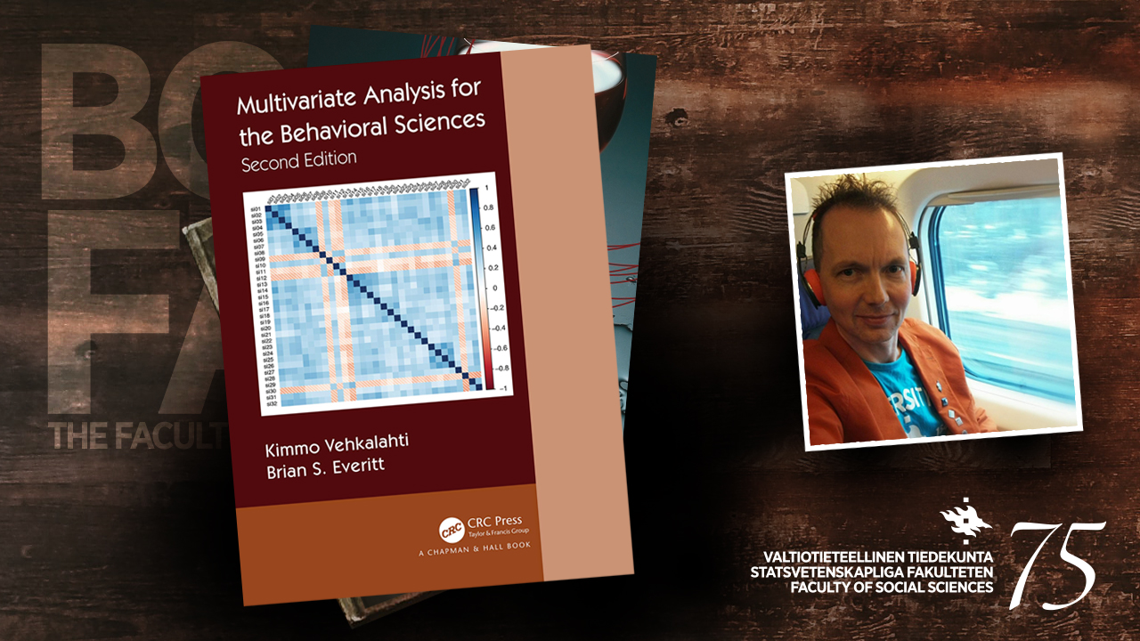 Multivariate Analysis for the Behavioral Sciences