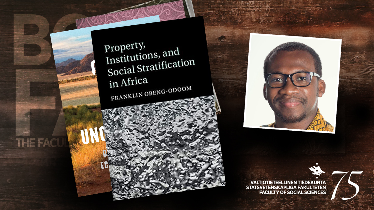 Property, Institutions and Social Stratification in Africa