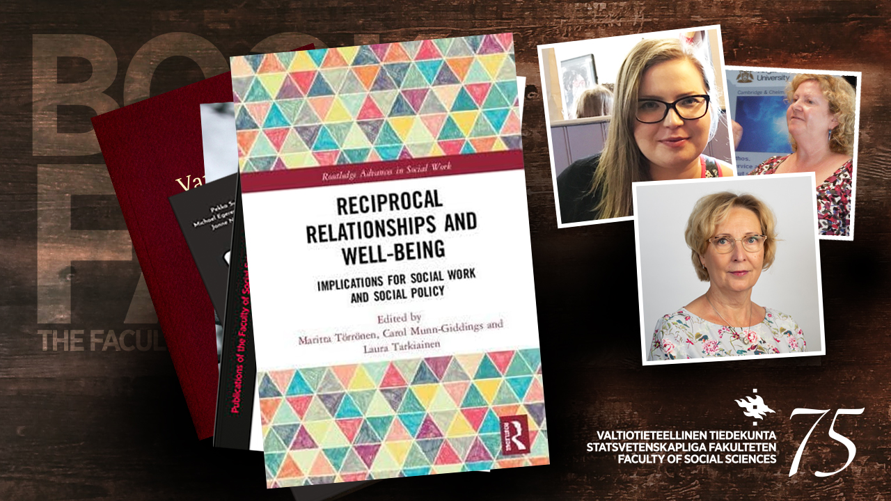 Reciprocal relationships and well-being: Implications for social work and social policy