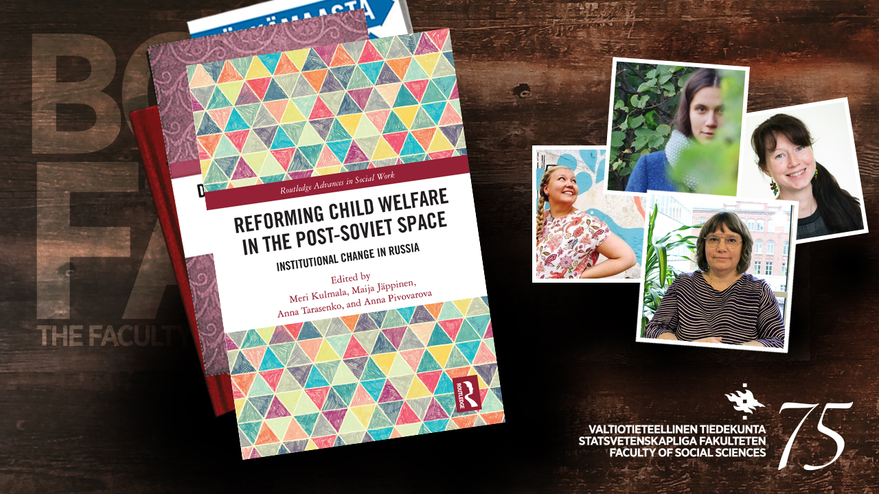 Reforming Child Welfare in the Post-Soviet Space: Institutional Change in Russia.