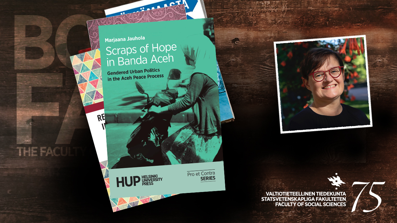 Scraps of Hope in Banda Aceh