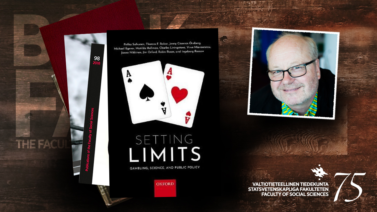 Setting Limits. Gambling, Science and Public Policy