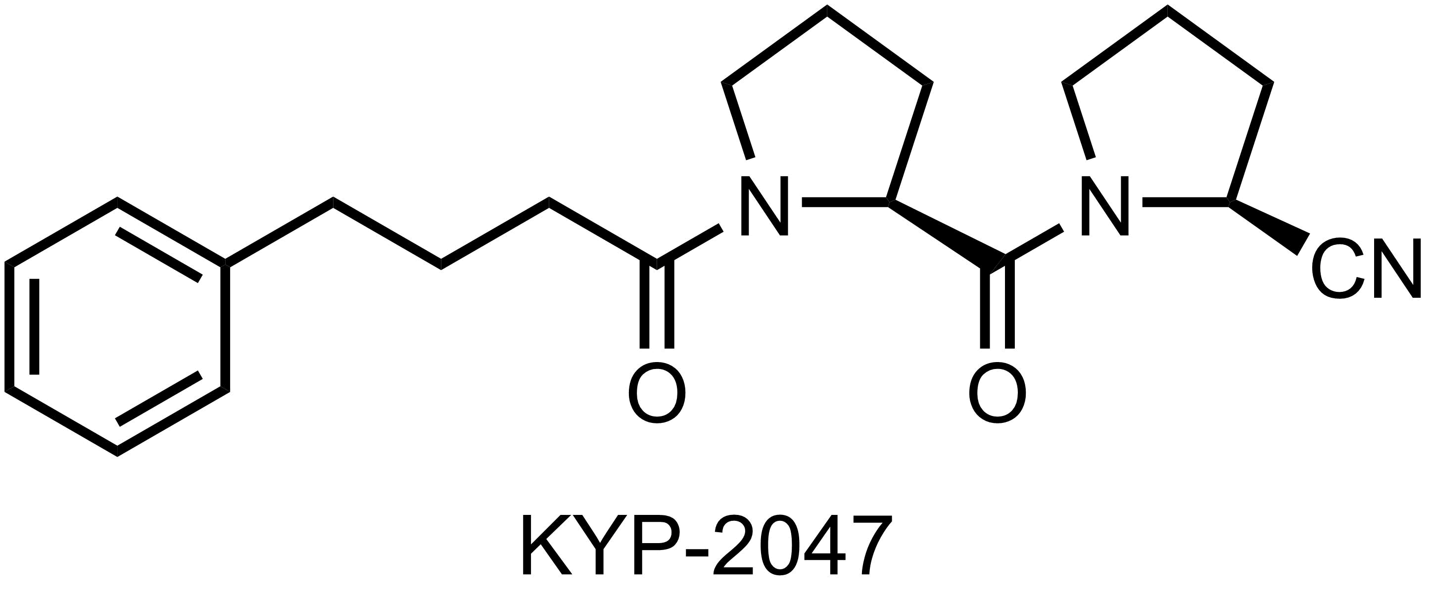 KYP-2047 structure