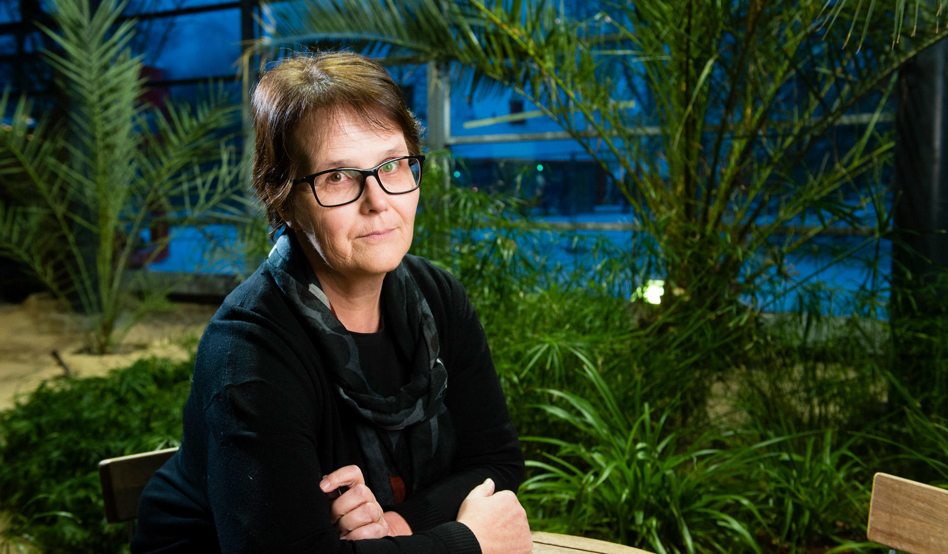Vice-dean Laura Alakukku, Faculty of Agriculture and Forestry, University of Helsinki