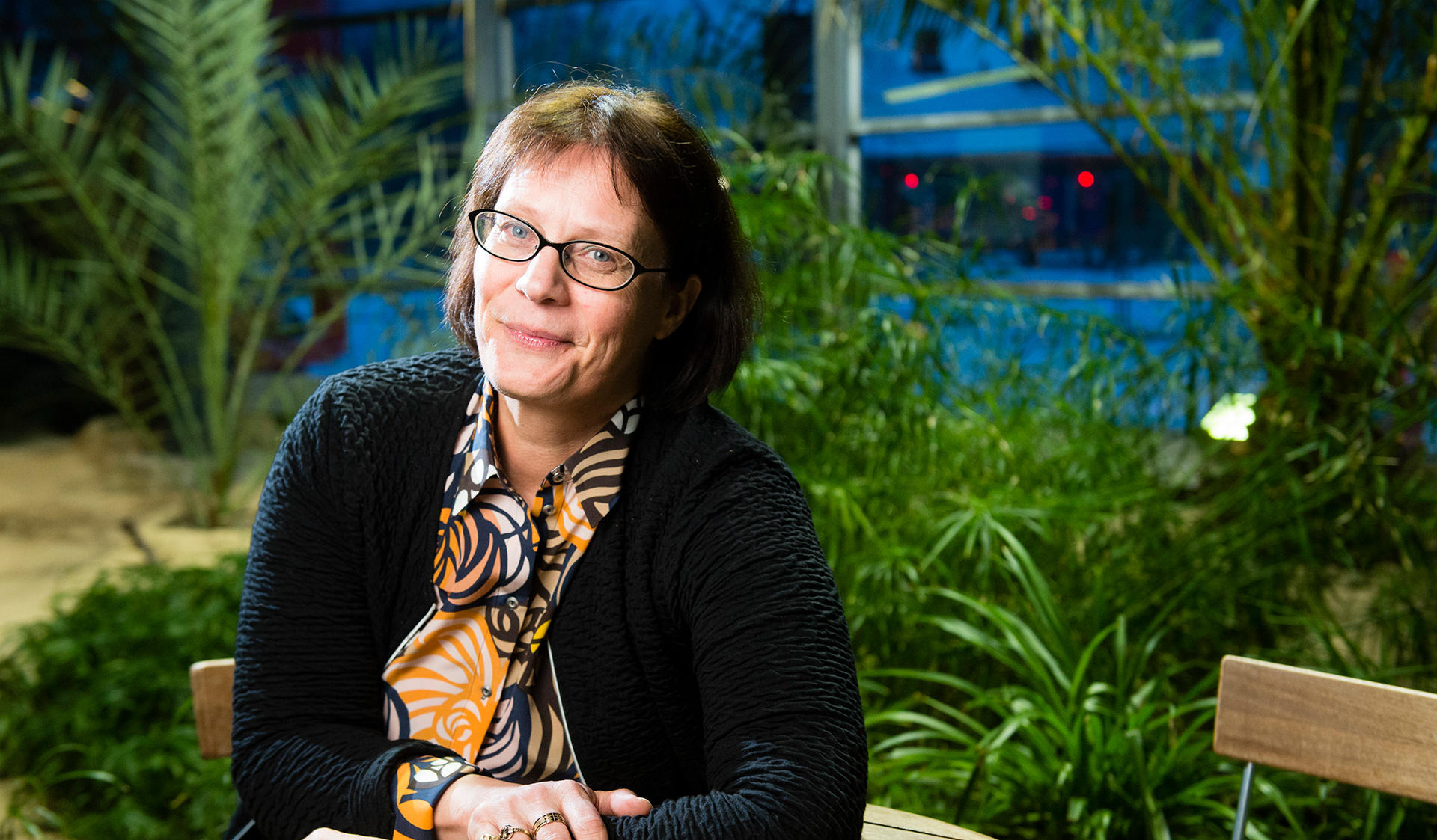 Vice-dean Maija Tenkanen, Faculty of Agriculture and Forestry, University of Helsinki