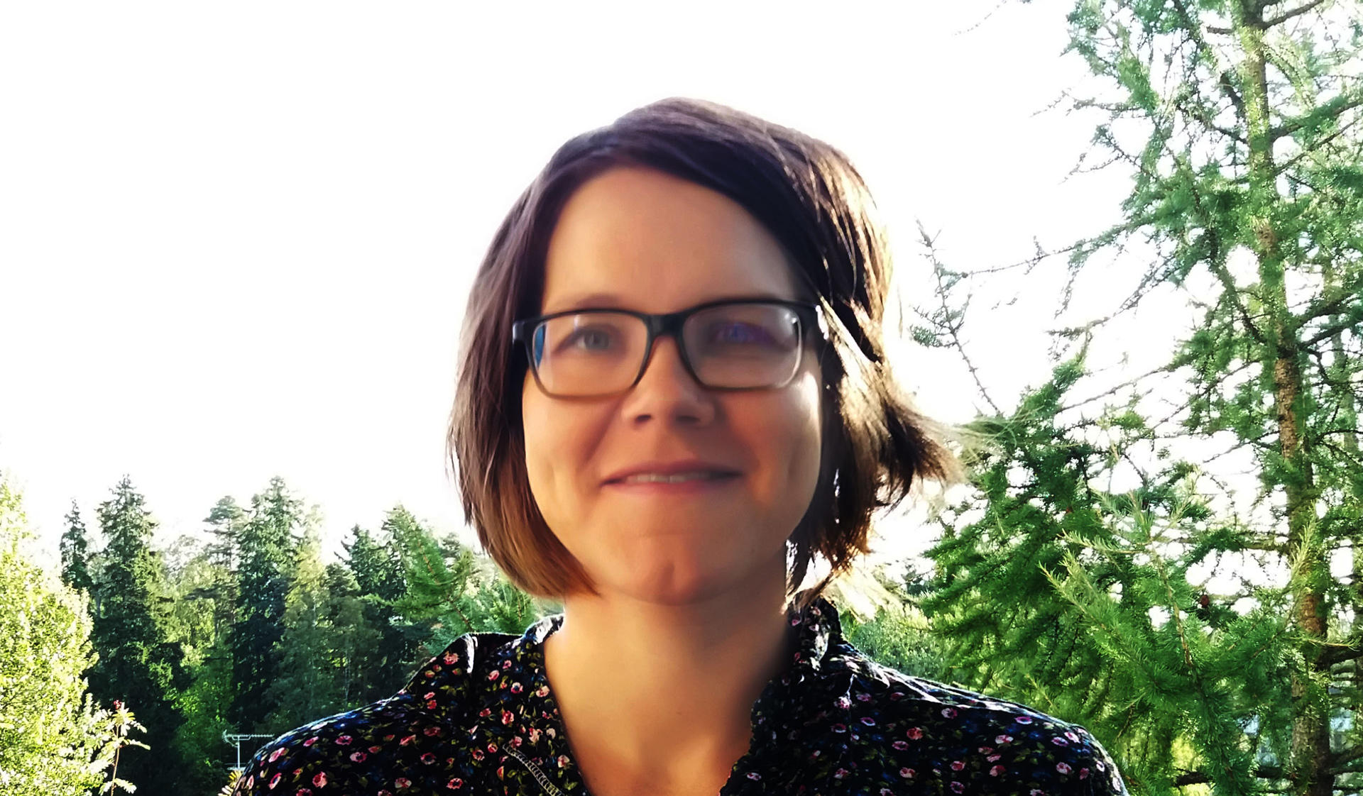 Maria Ojanen, the International Forest Policy research group, University of Helsinki