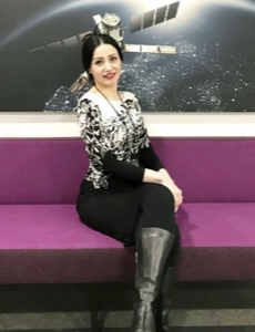 Marjan Marbouti Polar and Arctic atmospheric research group