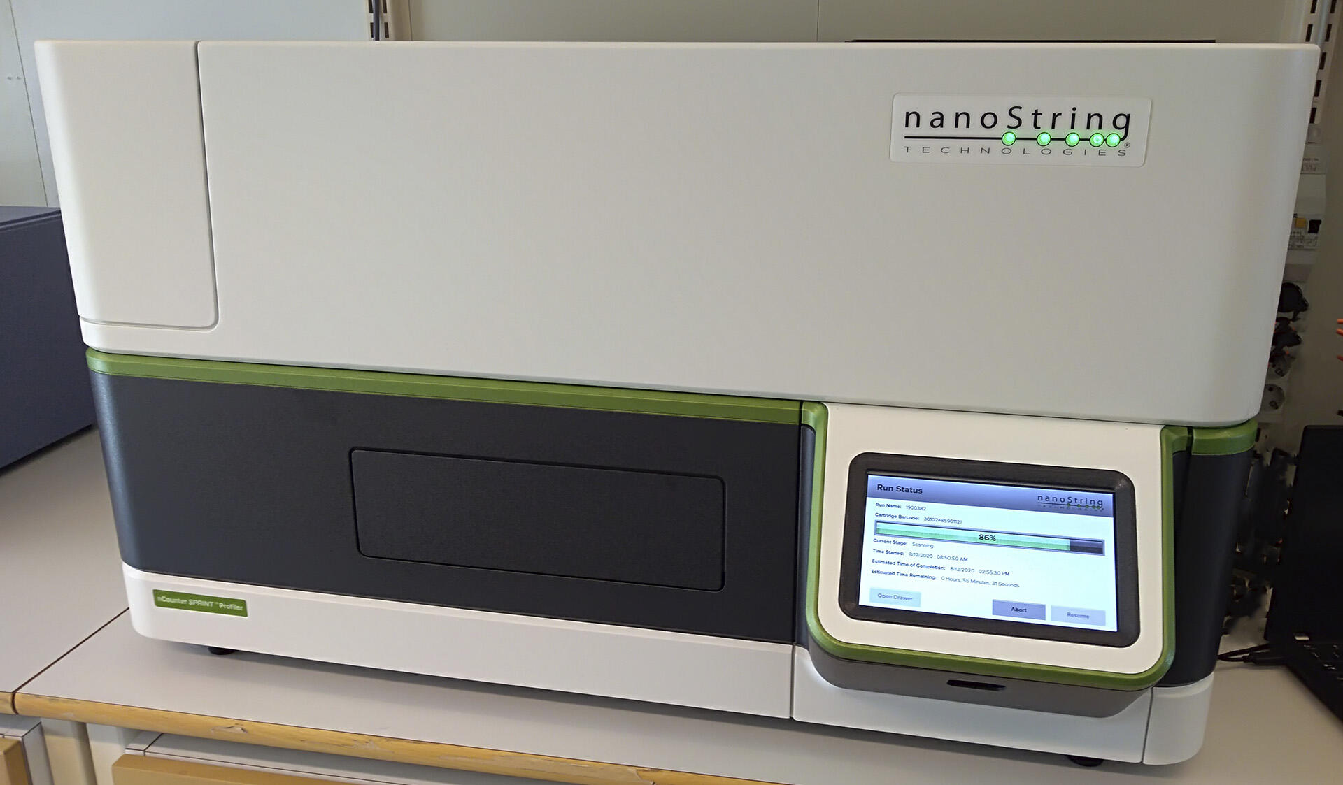 NanoString platform provides a simple and cost effective solution for multiplex analysis of up to 770 RNA, DNA, or protein targets from your precious samples.