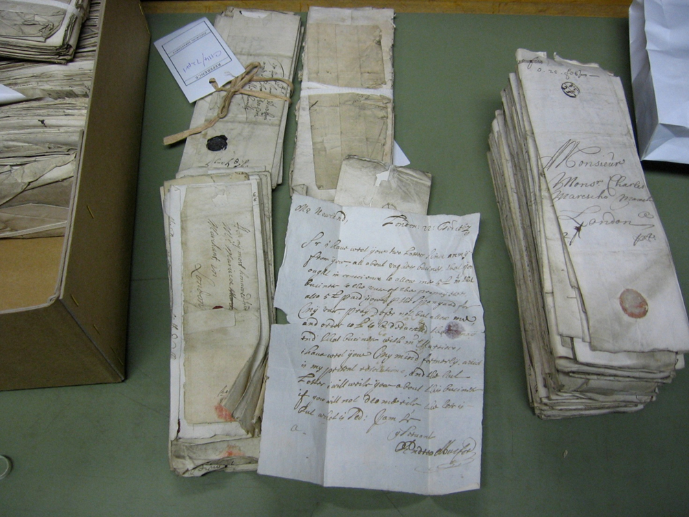 Corpus of Early English Correspondence project