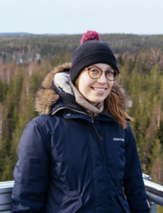 Nina Sarnela Polar and Arctic atmospheric research group