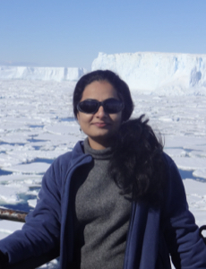 Roseline Thakur Polar and Arctic atmospheric research group