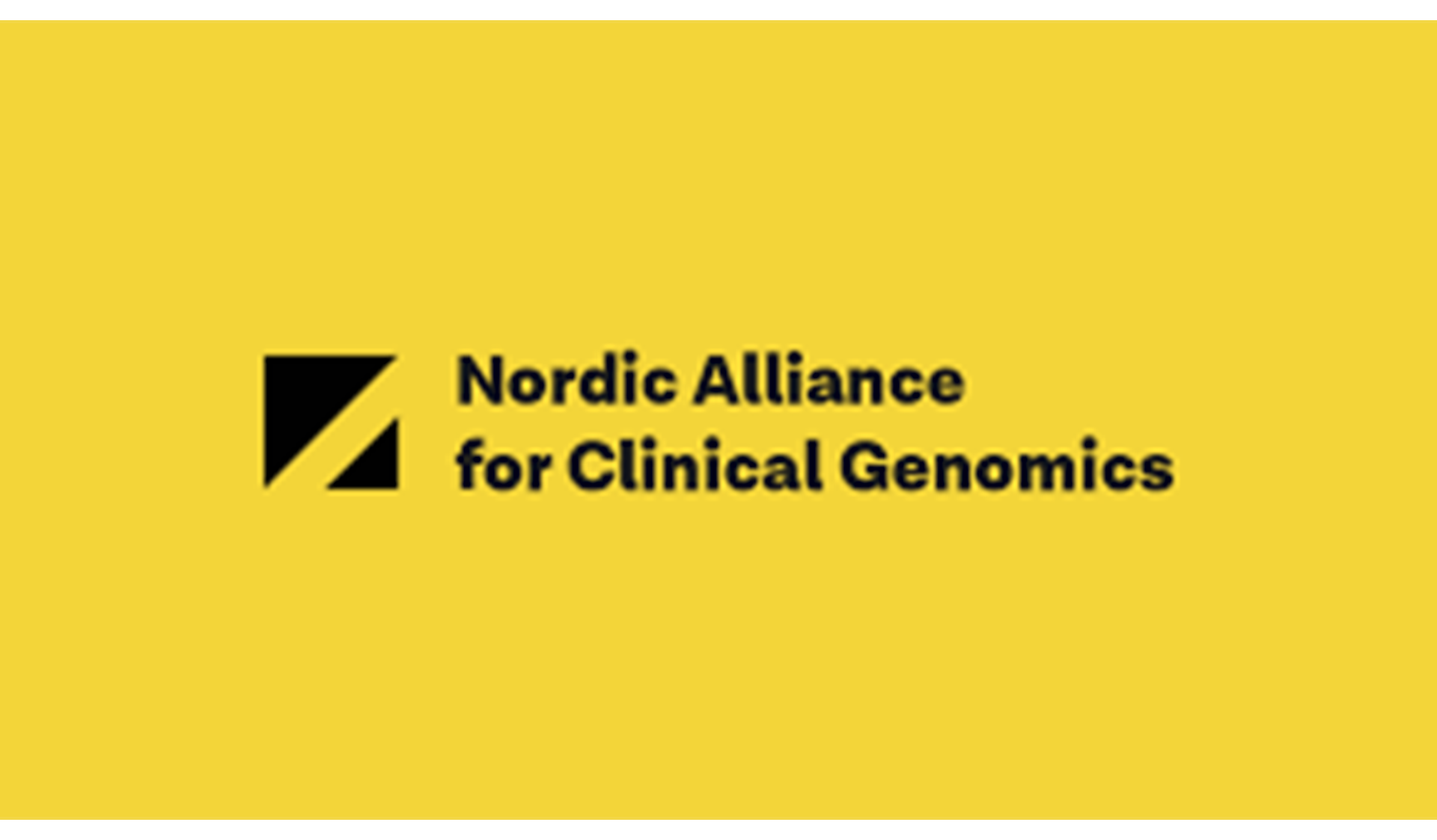 The Nordic Alliance for Clinical Genomics - NACG