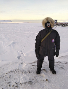 Totti Laitinen Polar and Arctic atmospheric research group