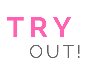 Try out logo